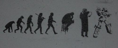 mankind's planned evolution